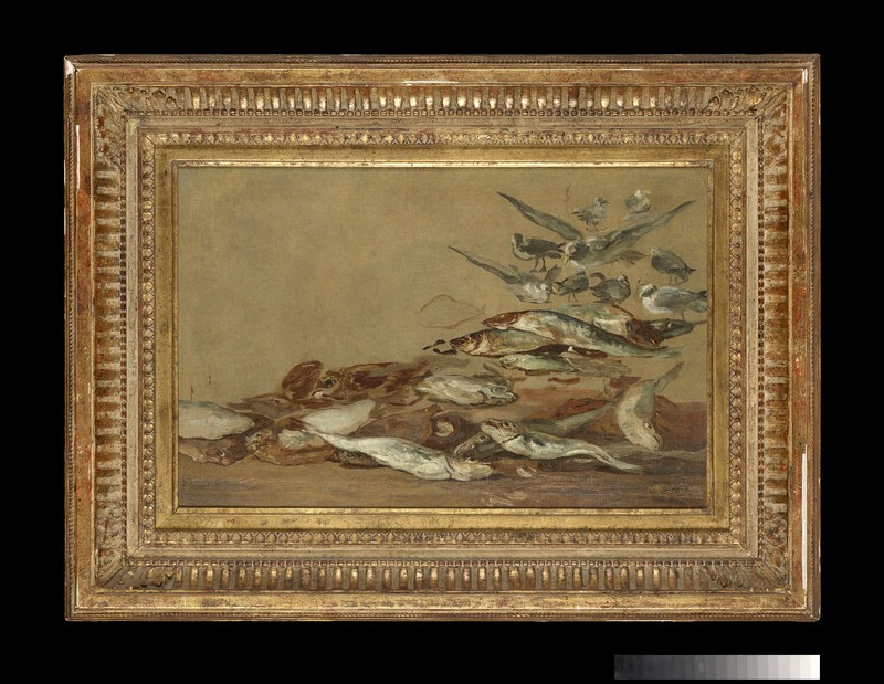 Birds and Fishes (WA2004.103)