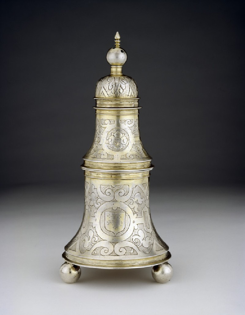 Salt in the form of a bell