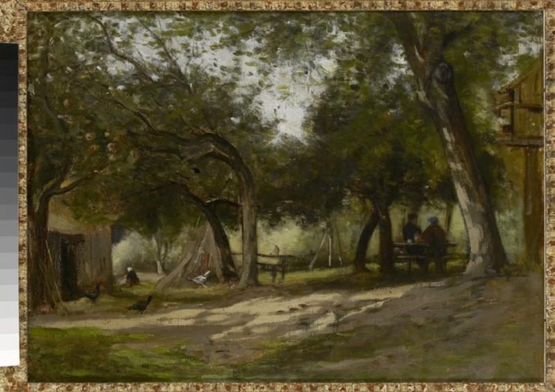 The Orchard at Saint-Siméon (WA2006.146)