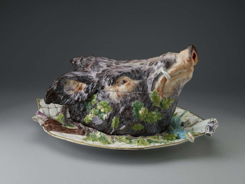 Boar's Head Tureen (WA2007.1)