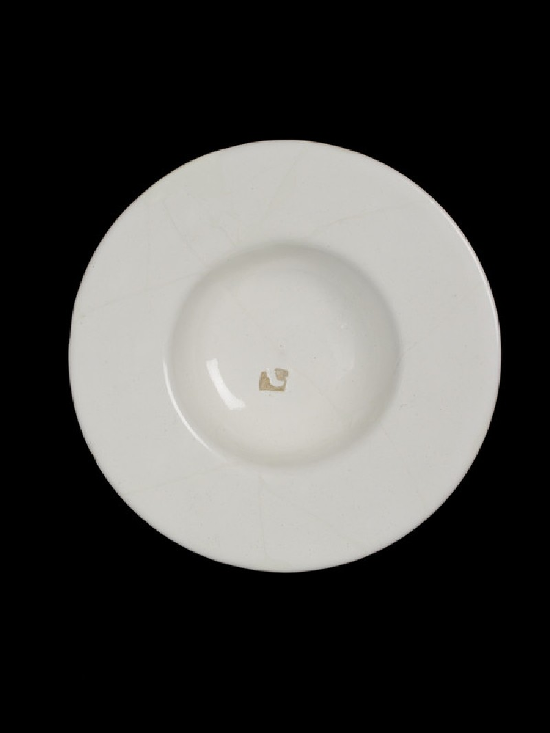 Broad-rimmed bowl