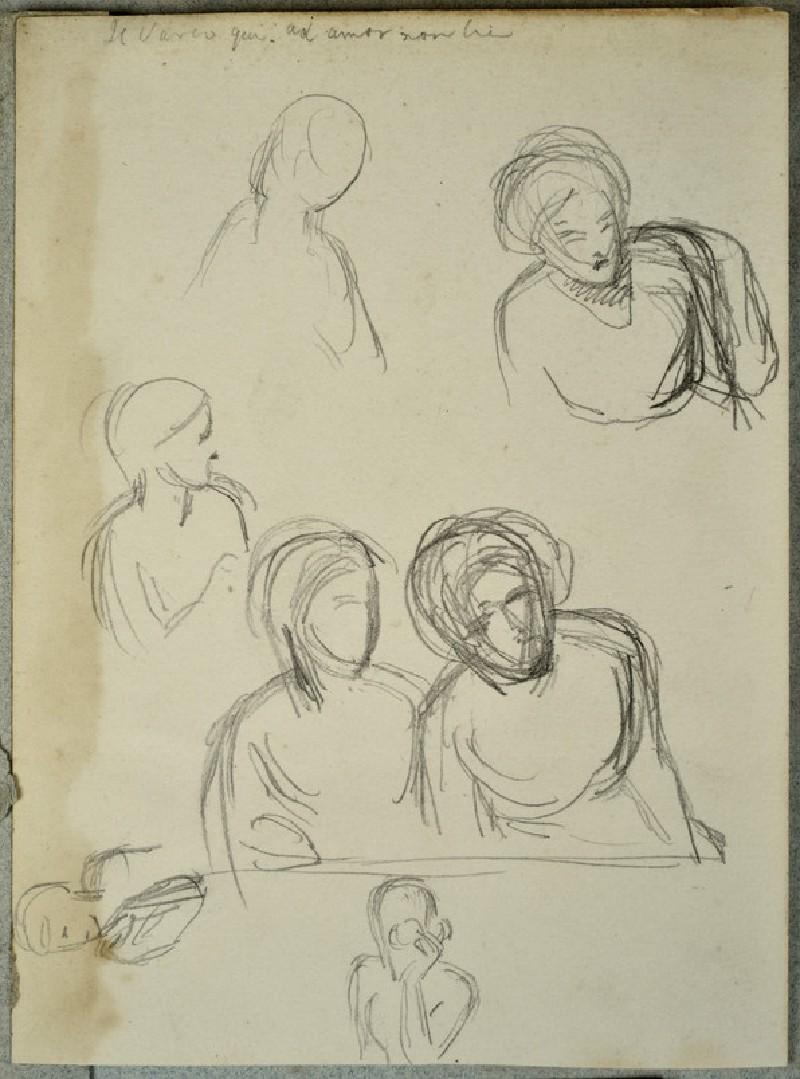 Studies of Women's Heads