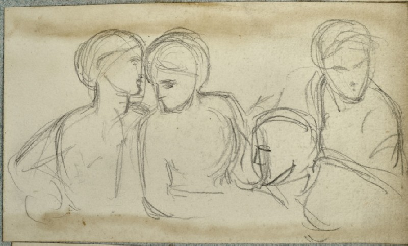 Studies of four Women