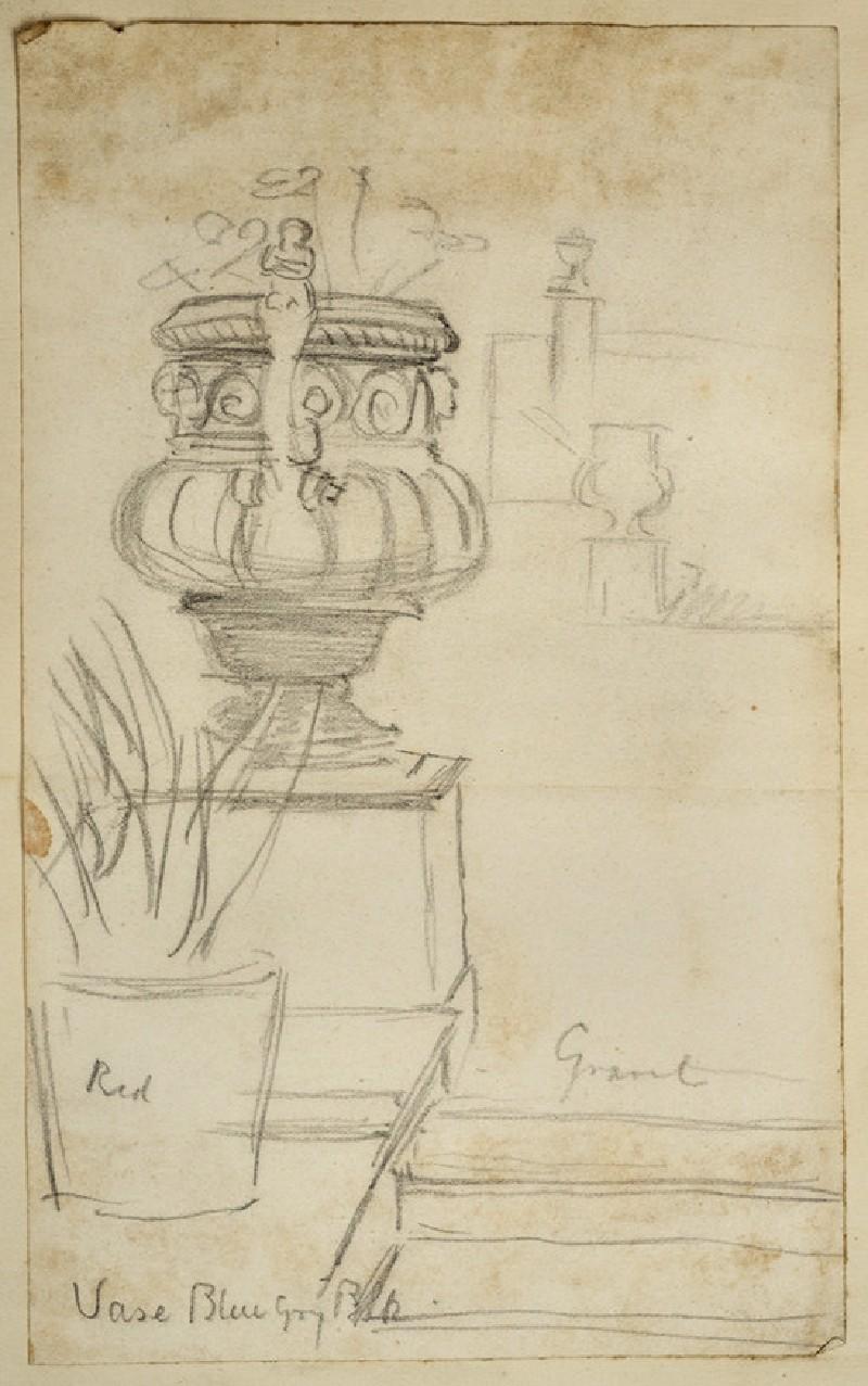Study of an Urn in a Garden