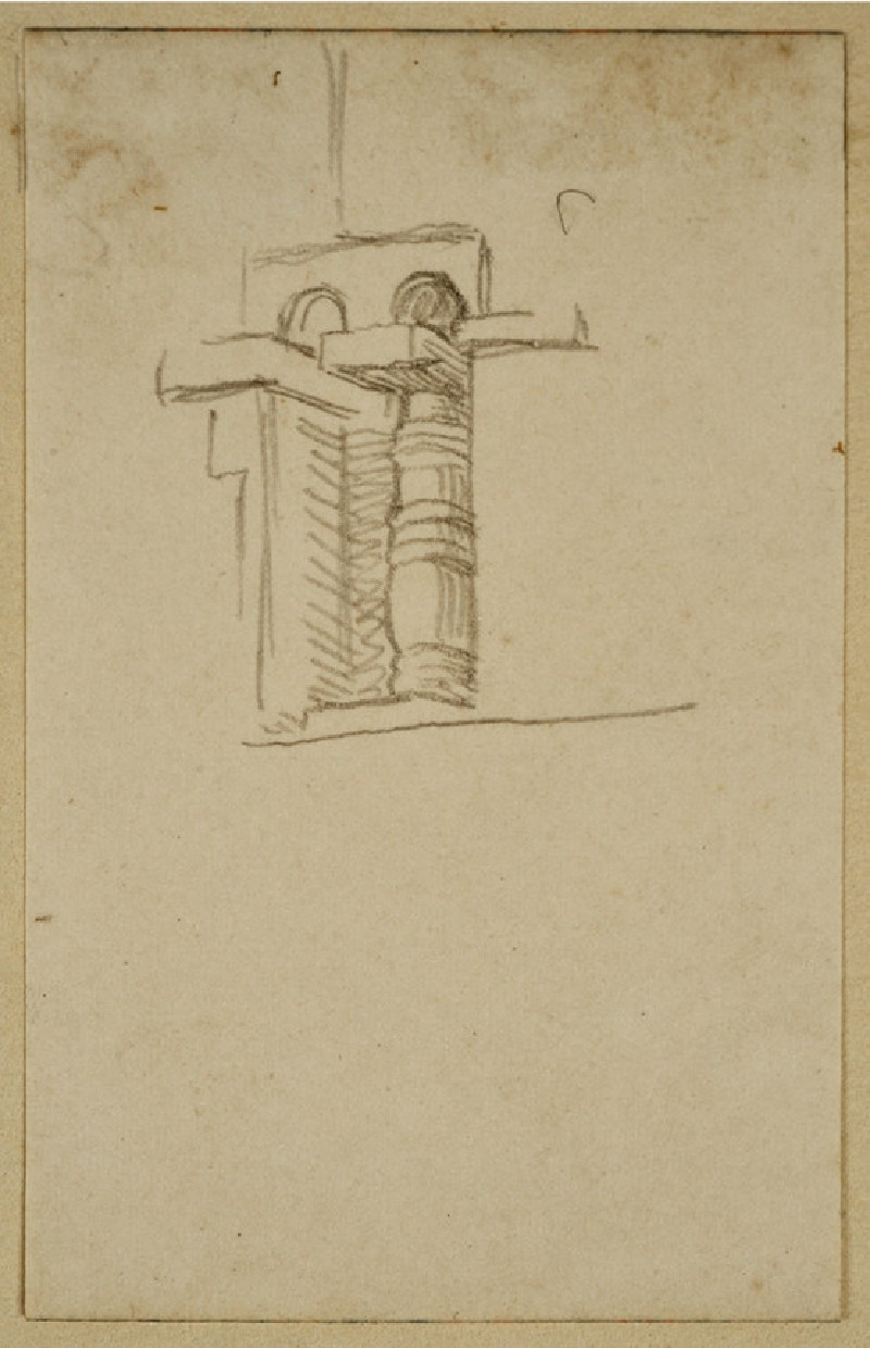 Study of a Window Embrasure