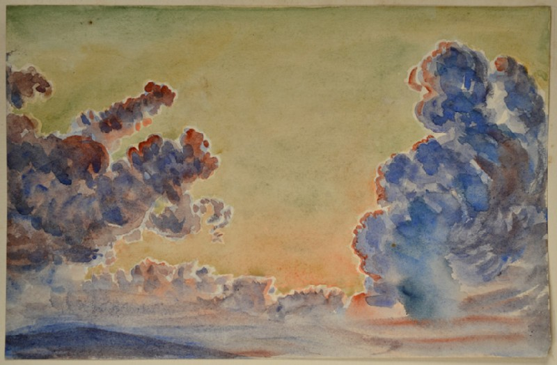 Study of Storm Clouds