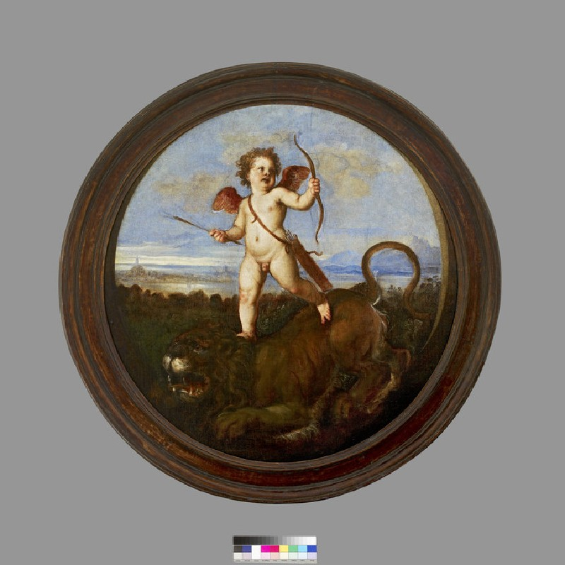 The Triumph of Love (National Gallery's copyright - post conservation)