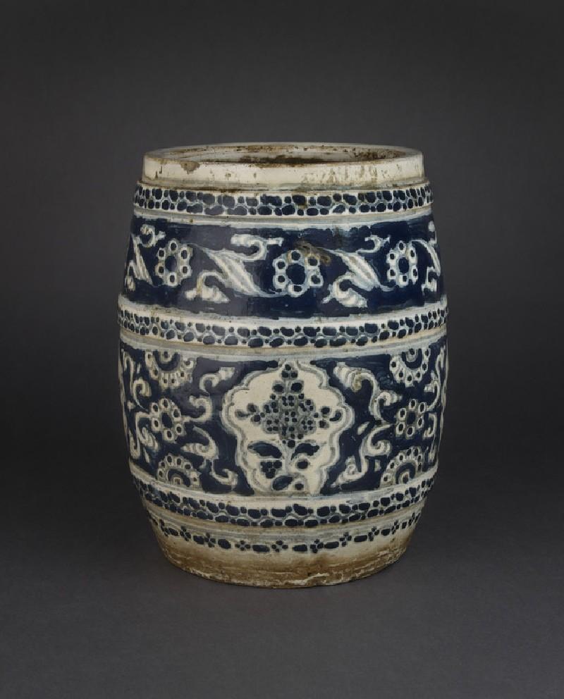 Flower pot (WA2009.143)
