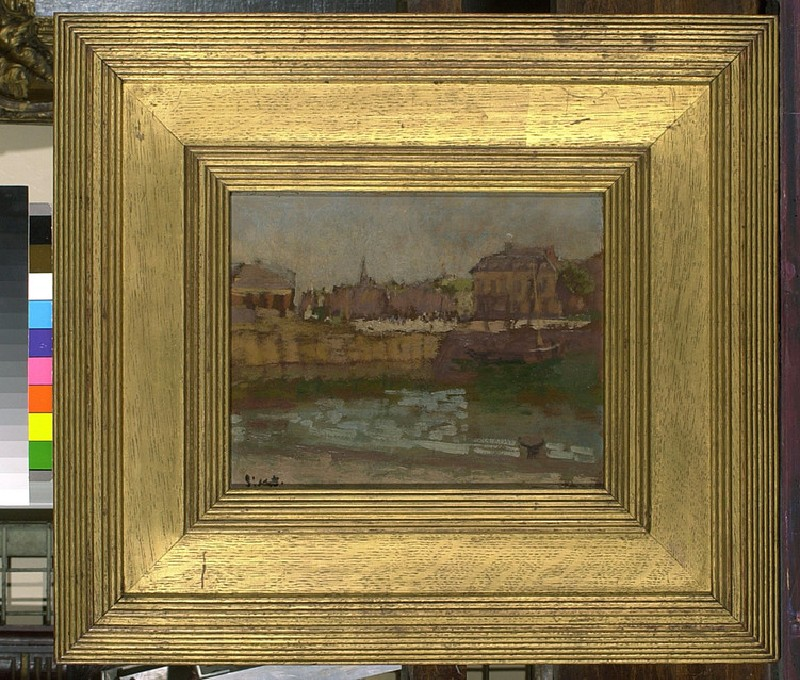 The Quayside, Dieppe