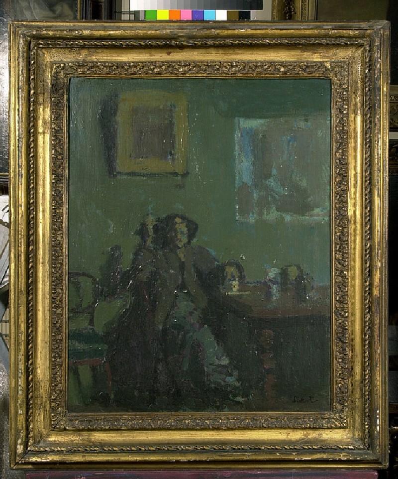 A Cup of Tea (WA2011.184)