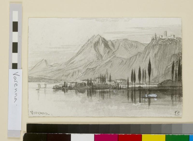Varenna, Lake Como (WA2012.46)