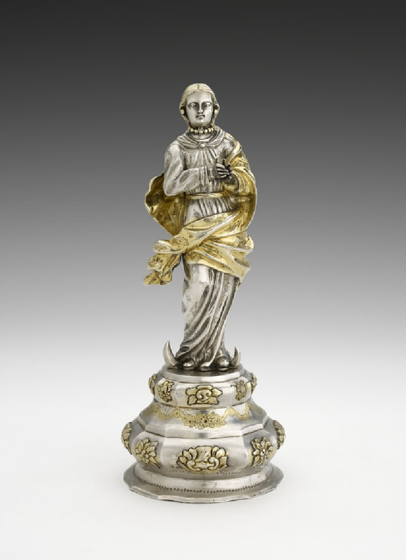 Figure of the Virgin Mary (WA2013.1.349)