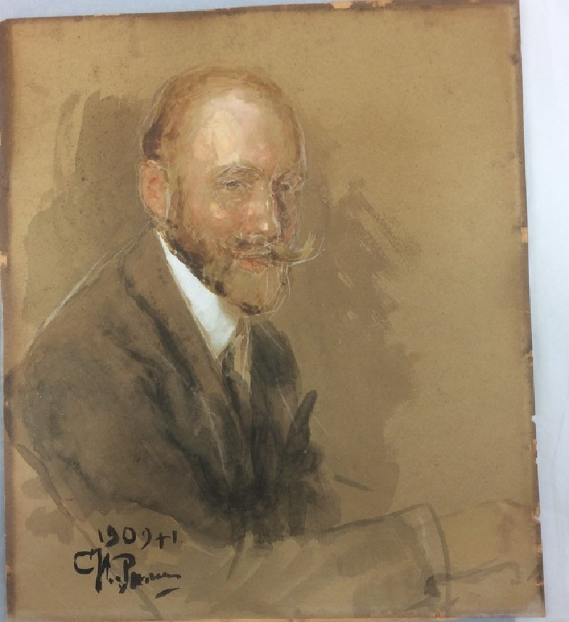 Portrait of Prince Vladimir Bariatinsky (1874-1941) (WA2014.60)