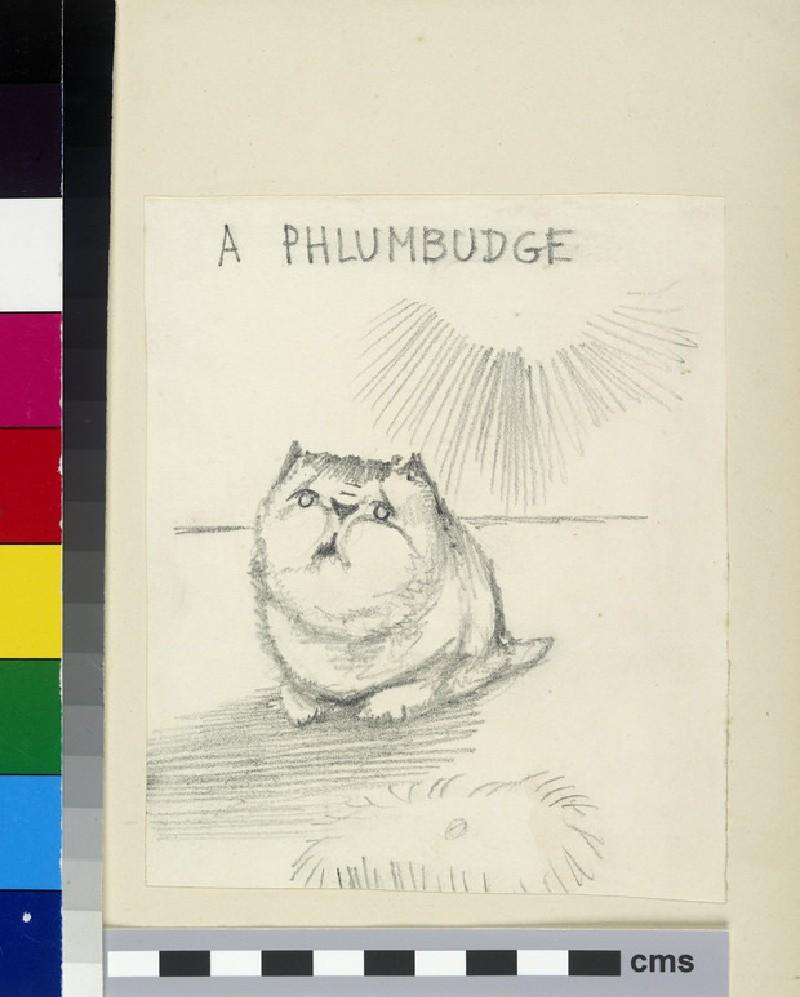 A phlumbudge (WA2015.68.30)