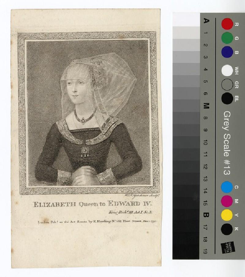 Elizabeth, Queen to Edward IV