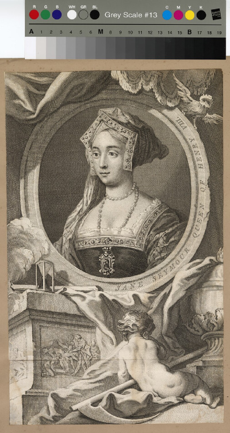 Portrait of Jane Seymour