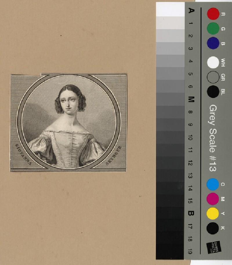 Portrait of Jane Seymour