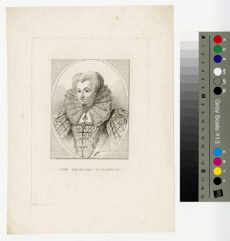 Elizabeth I (WAHP12983.2)