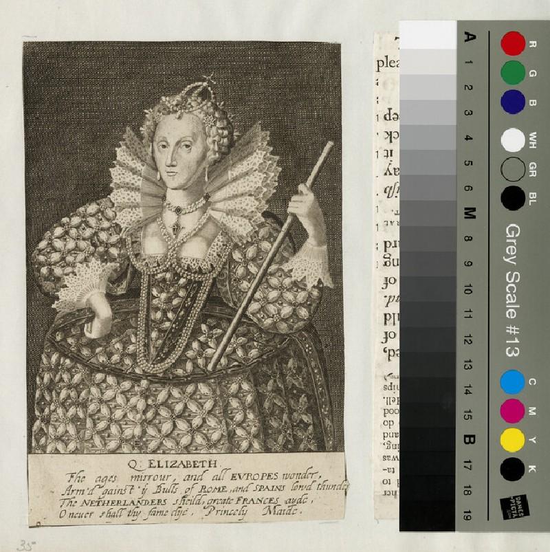 Elizabeth I (WAHP13061.2)