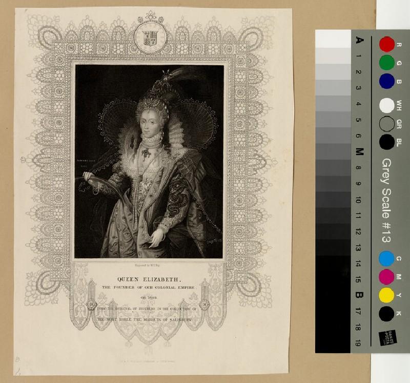 Elizabeth I (WAHP13082.1)