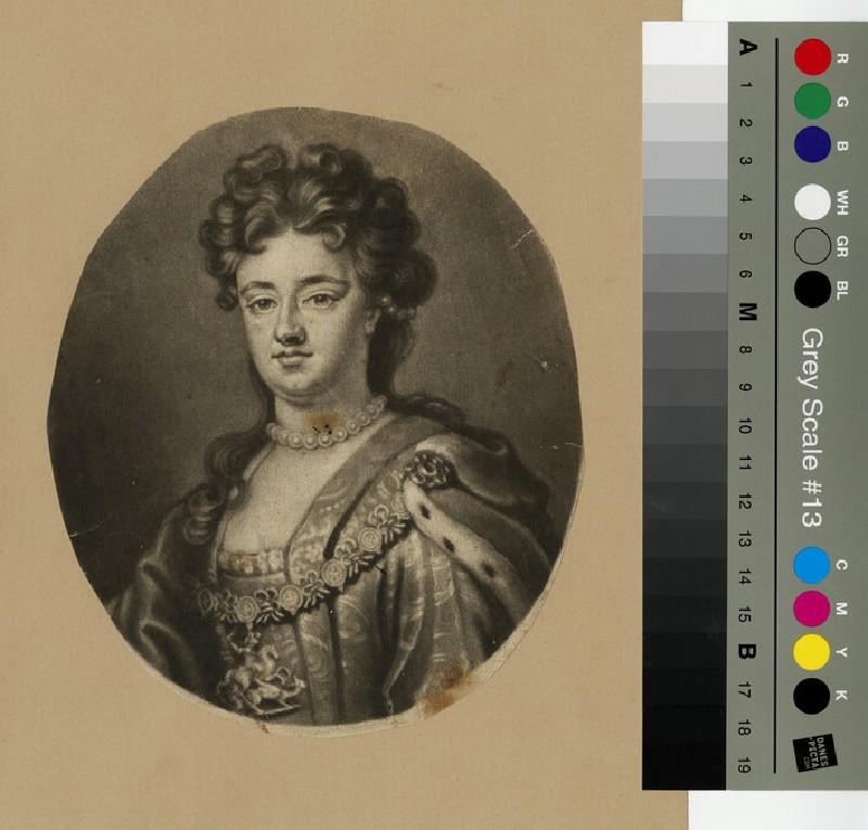 Portrait of Queen Anne (WAHP13324.1)