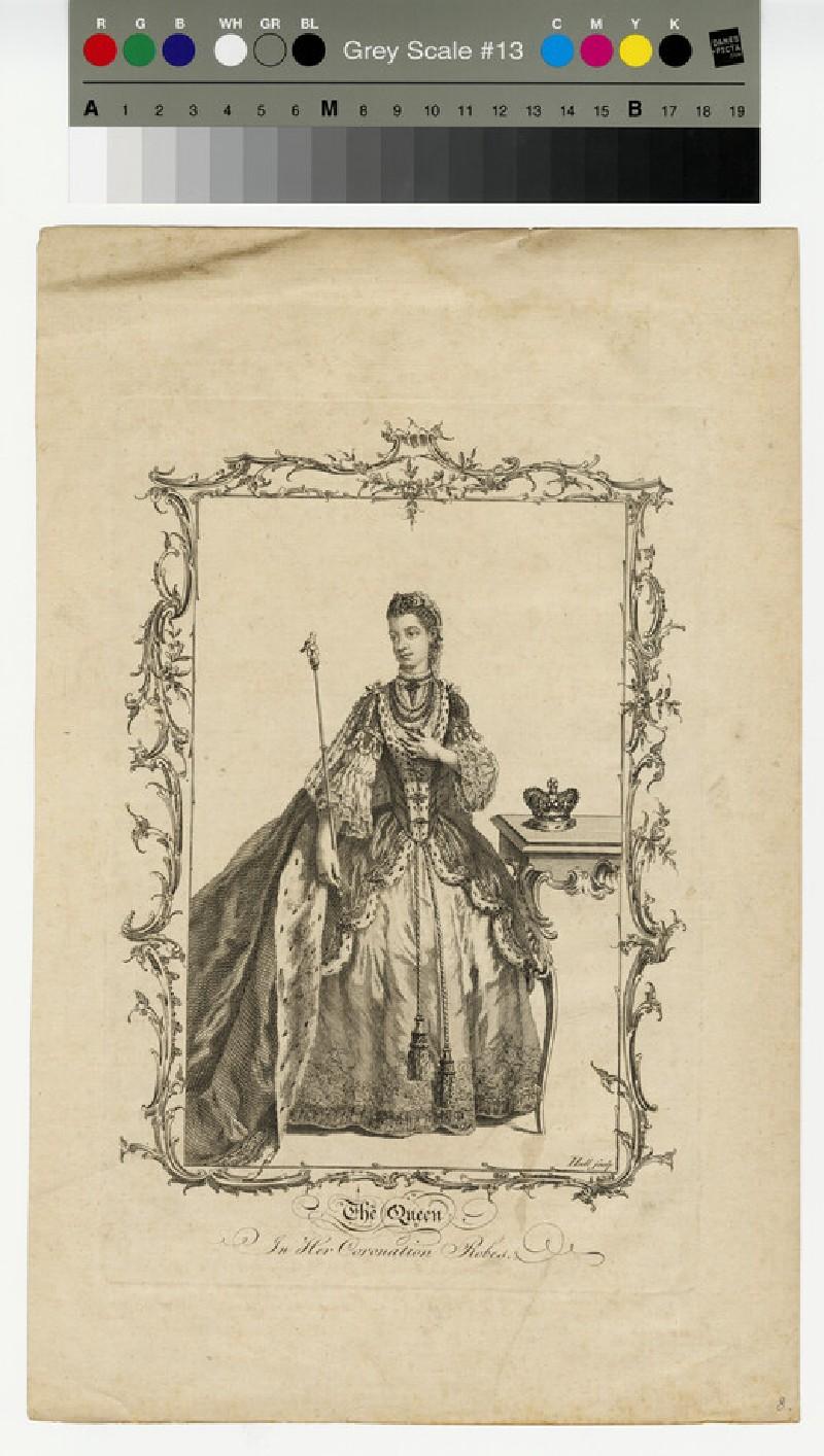 Charlotte, Queen