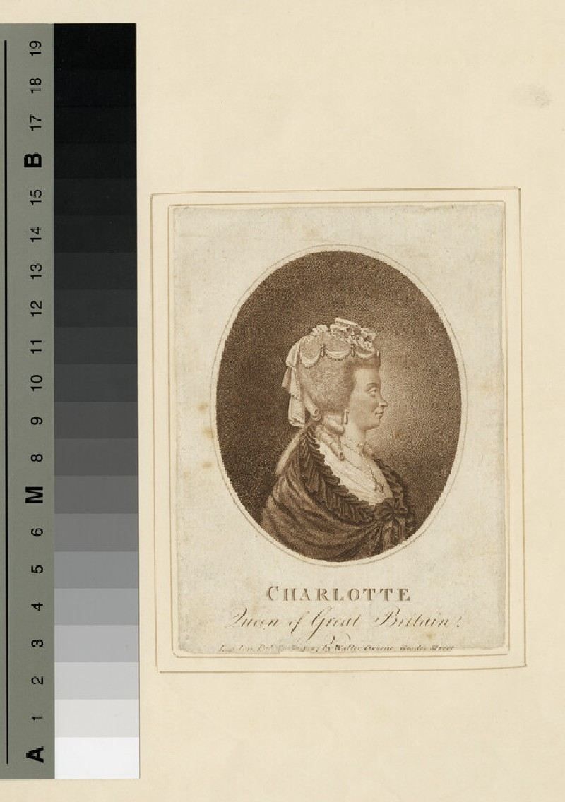 Portrait of Charlotte