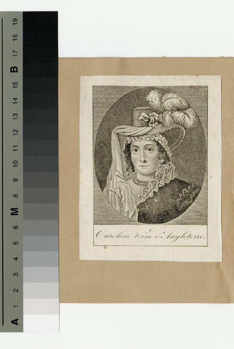 Portrait of Caroline (WAHP13450)