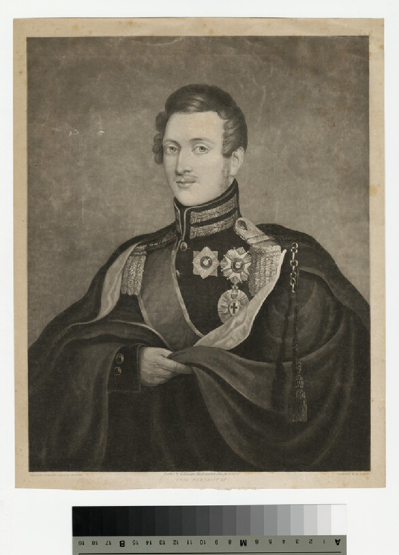Portrait of Prince Albert (WAHP13738.1)
