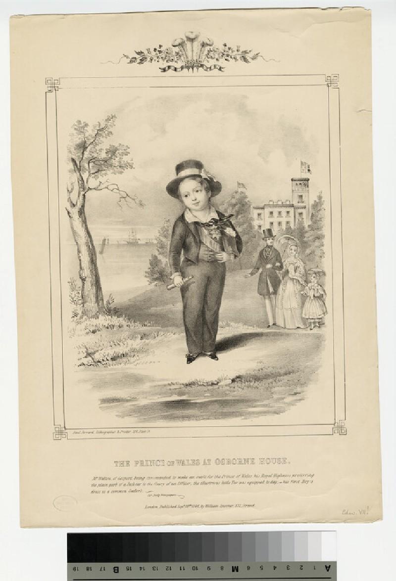 Portrait of Edward VII