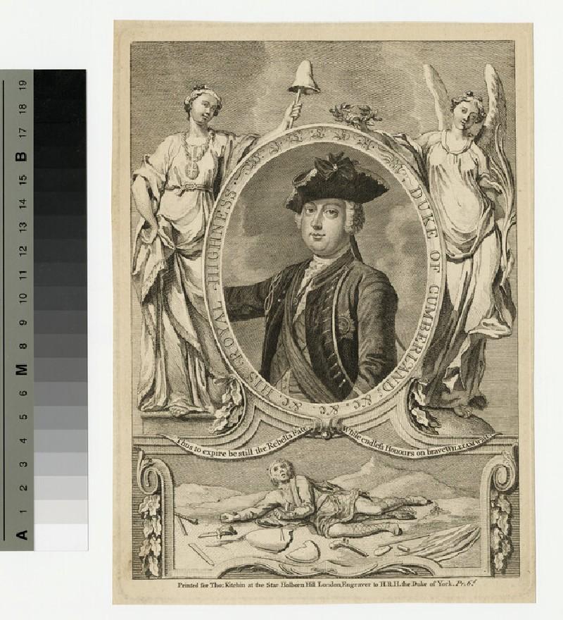 Portrait of William, Duke of Cumberland