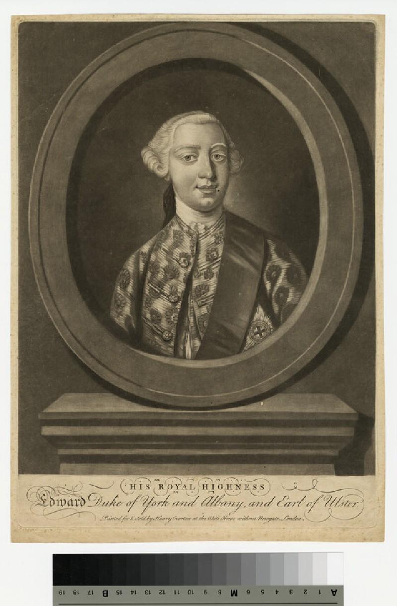 Portrait of Edward, Duke of York