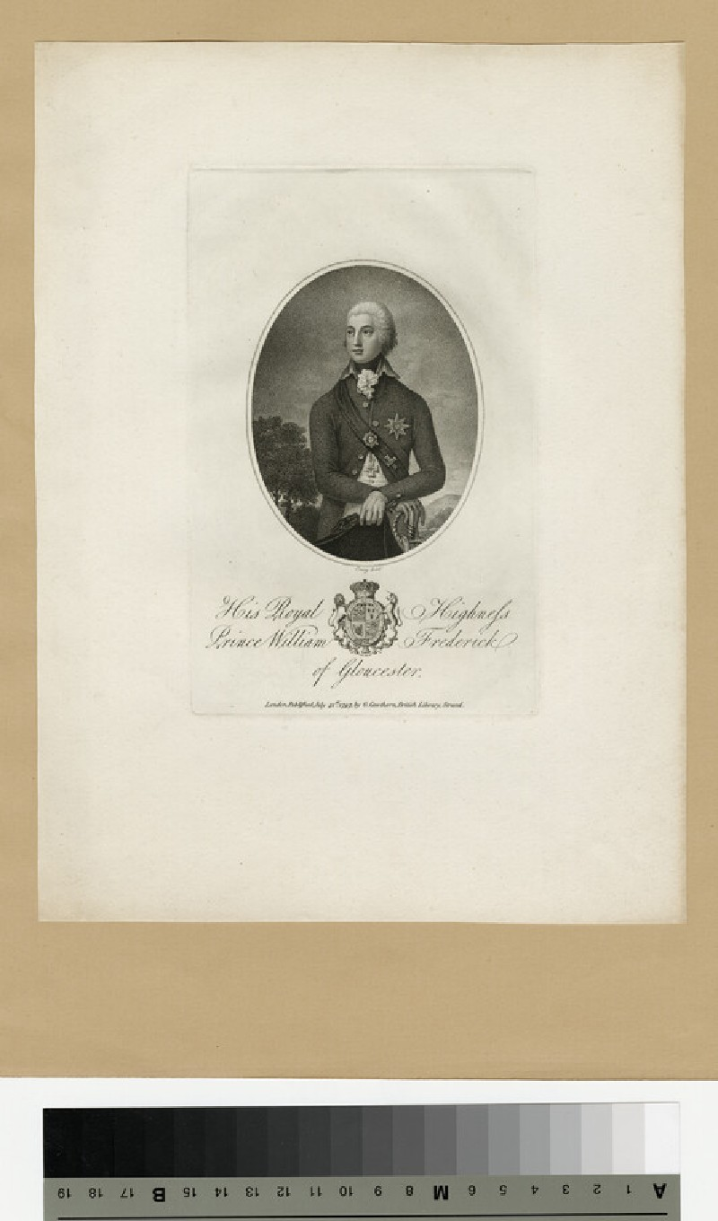 Prince William Frederick, Duke of Gloucester and Edinburgh