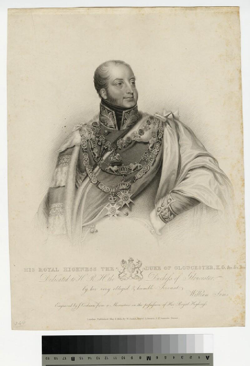 Prince William Frederick, Duke of Gloucester and Edinburgh