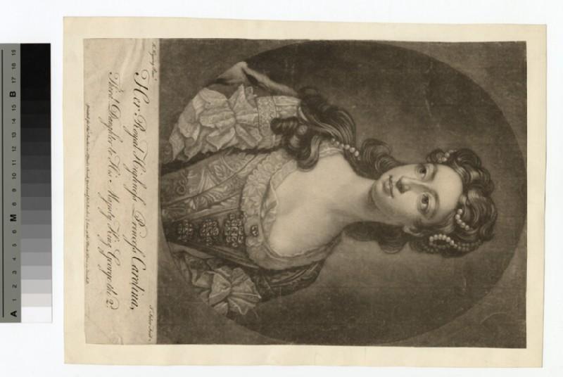 Portrait of Carolina