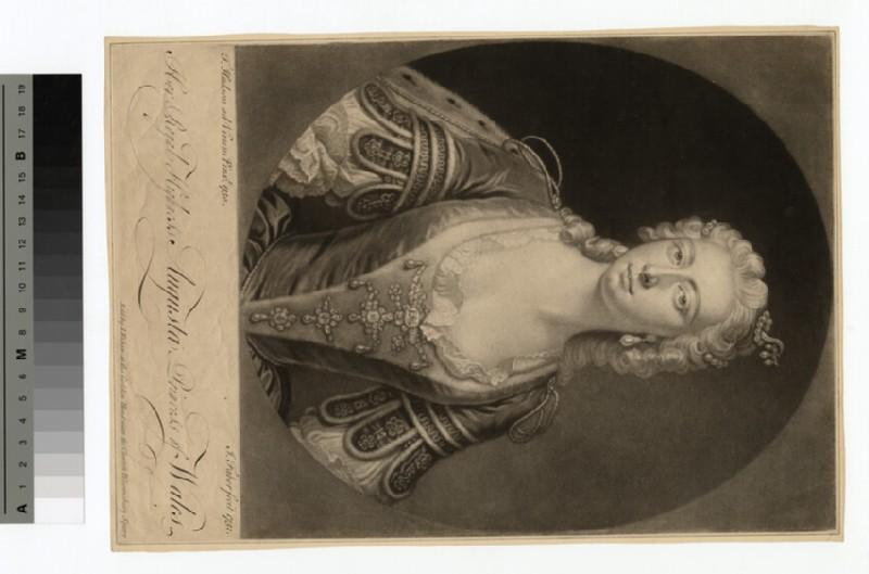Augusta, Princess of Wales (WAHP14019.1)