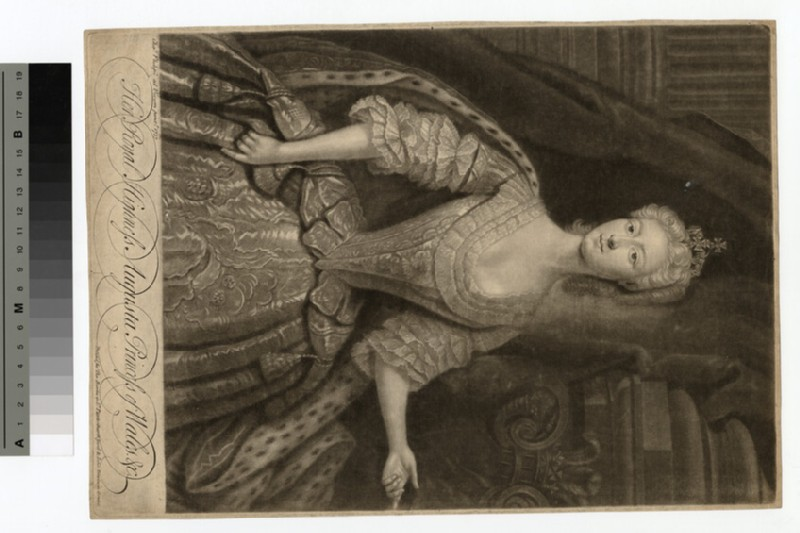 Augusta, Princess of Wales