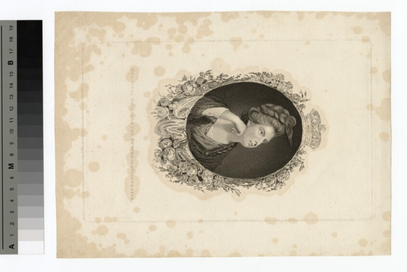 Portrait of the Duchess of Gloucester (WAHP14123.2)