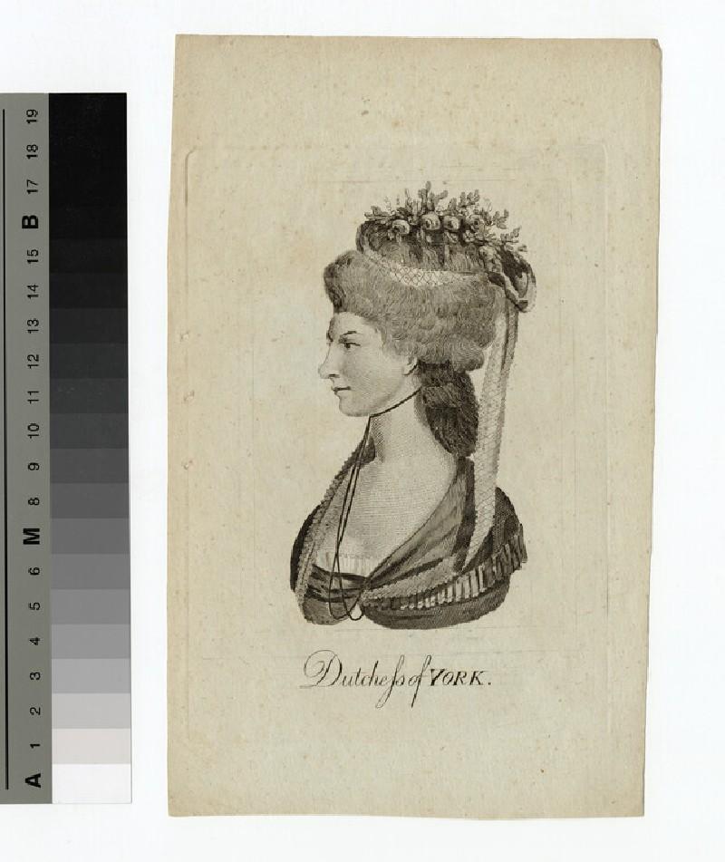 Portrait of the Duchess of York