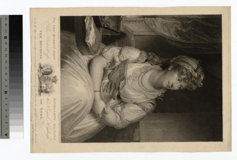 Portrait of Duchess York