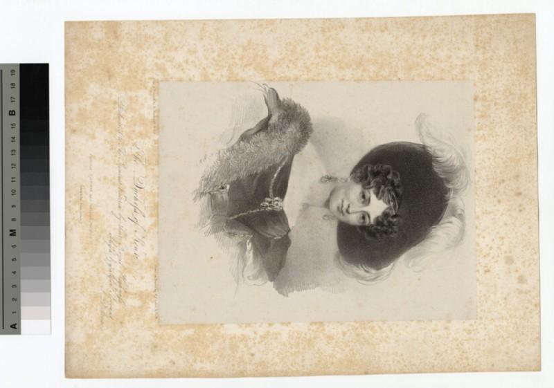 Portrait of Duchess Kent (WAHP14164)