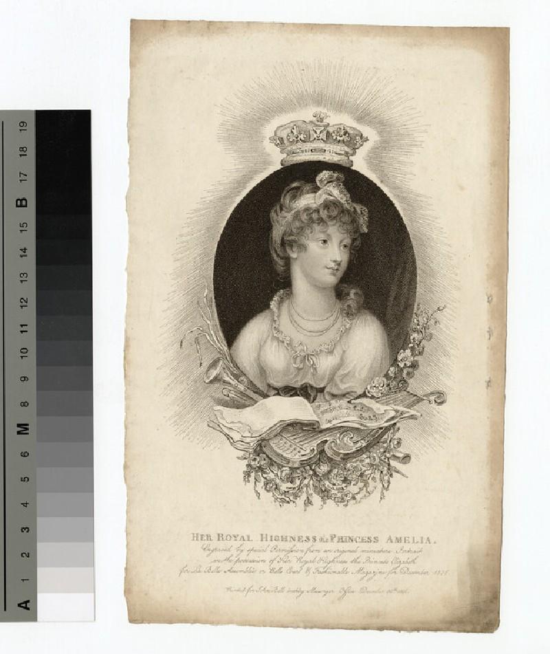 Amelia, Princess (WAHP14215.2)