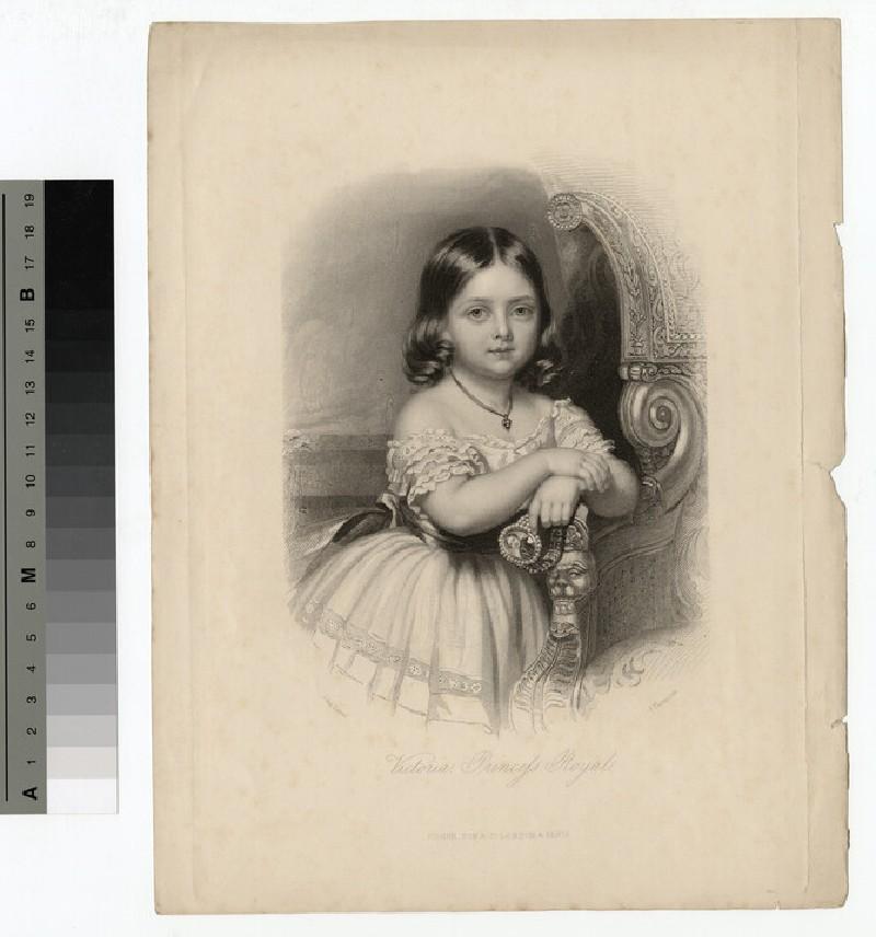 Portrait of Princess Victoria
