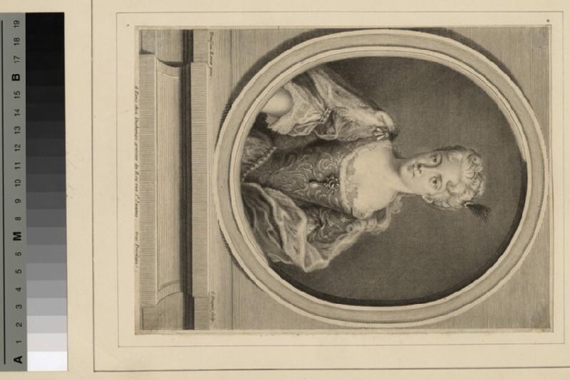 Portrait of Queen Clementina Sobieska