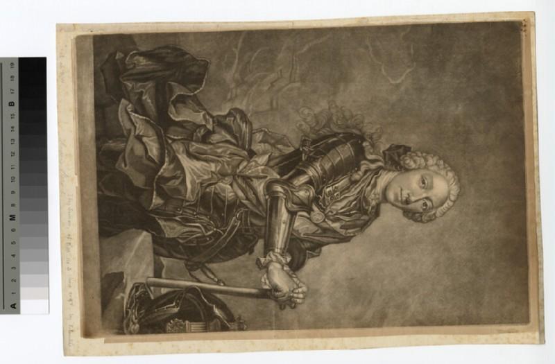 Portrait of Henry Benedict Stuart, Cardinal of York (WAHP14255)