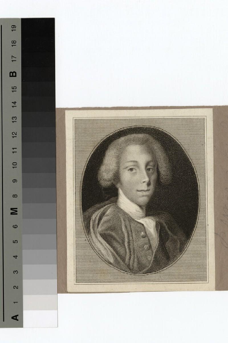 Portrait of Prince Henry Benedict Stuart (WAHP14258)