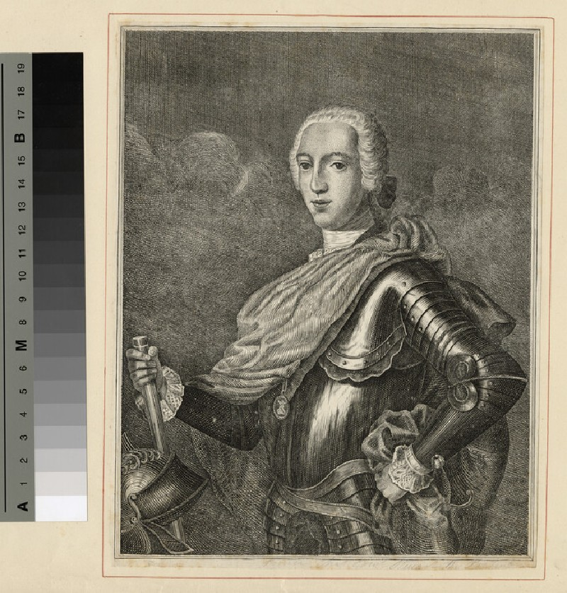 Portrait of Charles Edward Stuart (WAHP14261)