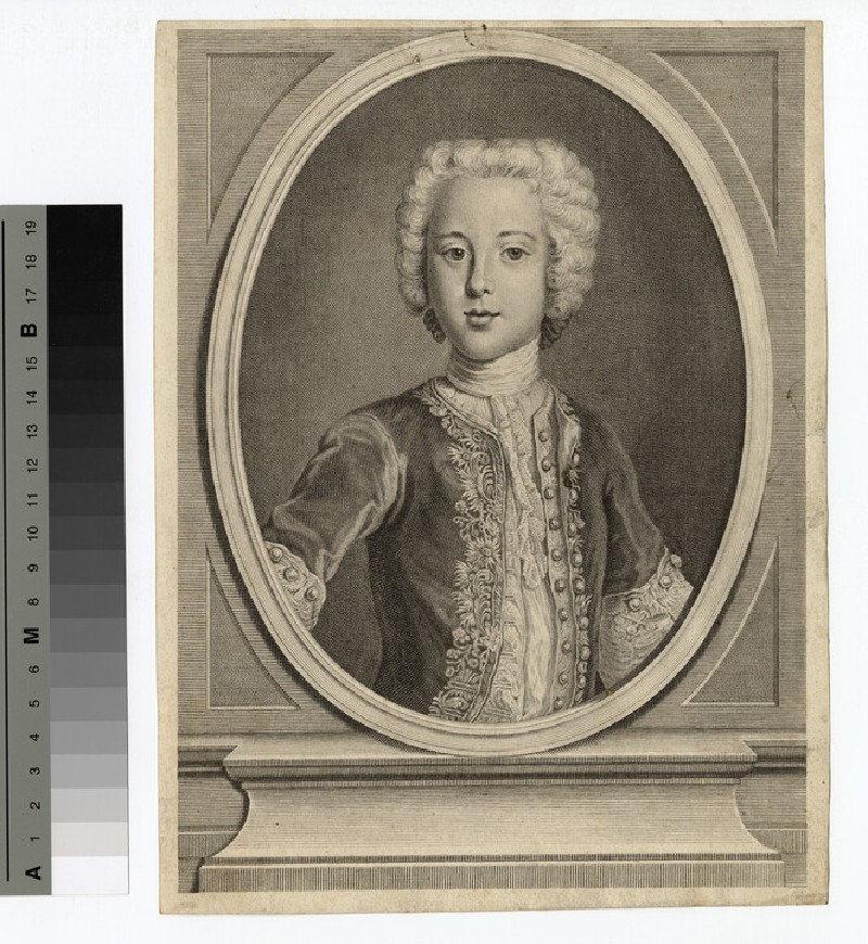 Portrait of Charles Edward Stuart