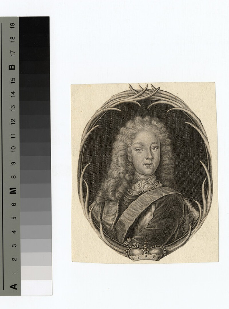 Portrait of James III