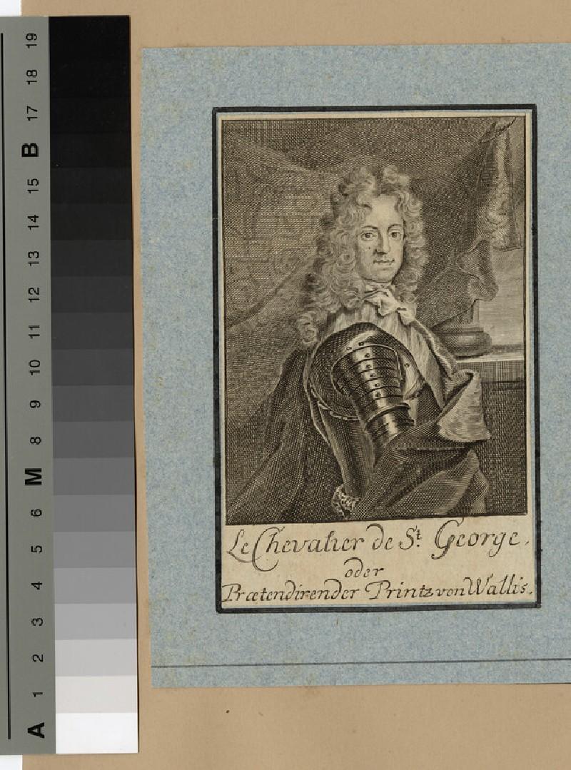 Portrait of James III (WAHP14280)